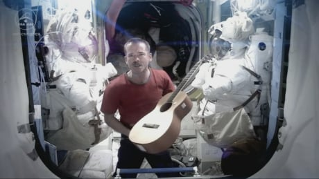 q a for chris hadfield art and science are inextricably linked