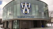 Uwindsor Stock photo