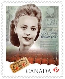 viola desmond stamp