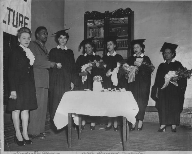 Viola Desmond graduation