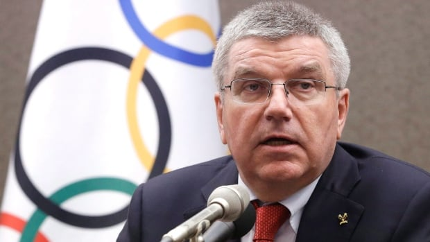 """President Thomas Bach has described having """"inner rage"""" over the doping allegations."""