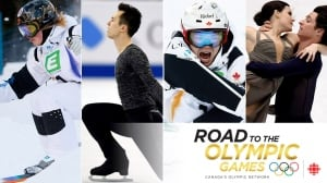 Road to the Olympic Games: Grand Prix of Figure Skating & freestyle skiing