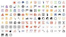Emoji (original set of 176)