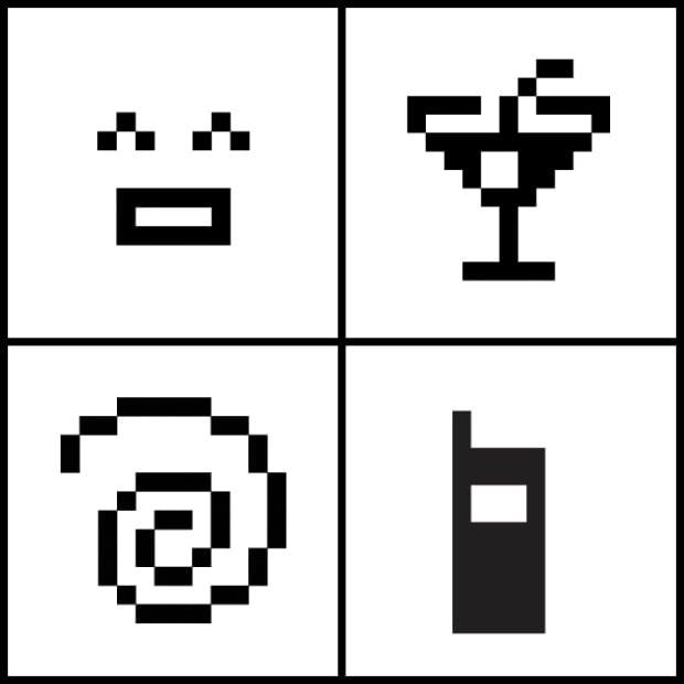 Shigetaka Kurita's original emoji