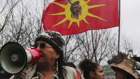 Oil Pipeline Protest Washington