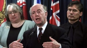 Warren Allmand, Liberal MP for NDG for 32 years, has died at 84
