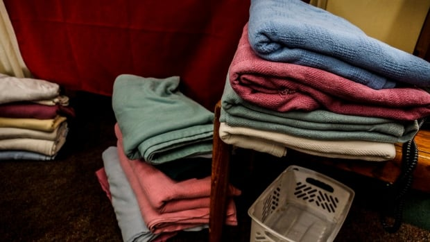 Blankets Donations for Sock Granny