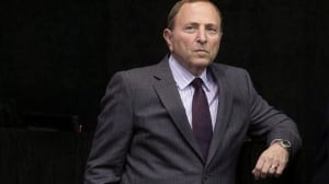 NHL owners think Olympics have 'run their course': Bettman
