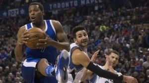 Raptors ruin another Wiggins homecoming