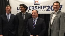 PC leadership candidates