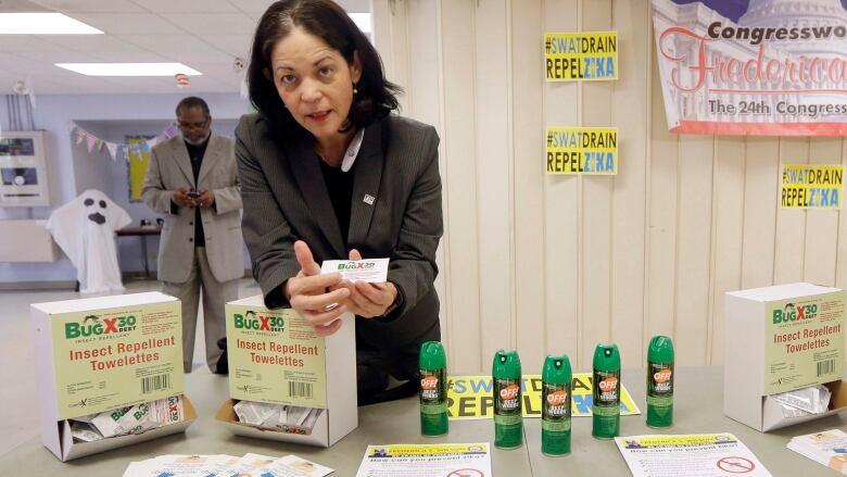 Zika outbreak: Florida lifts infection zone in Miami Beach