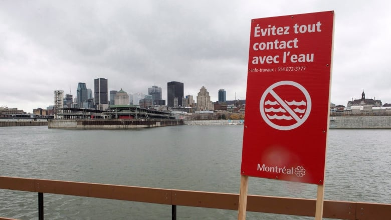 Billions of litres of raw sewage, untreated waste water pouring into