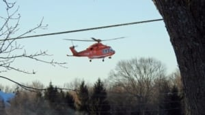 Air ambulance crash Mitch Owens Manotick station Dec 9 2016
