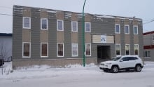 old dene Nation office 50 Street Yellowknife