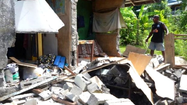Solomon Islands rocked by another major quake