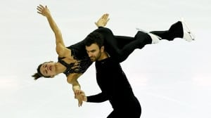 Duhamel-Radford pick up pairs bronze in France