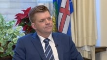 Wildrose Leader Brian Jean says he's staying put as leader until members decide otherwise