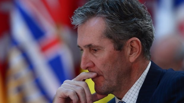 Manitoba Premier Brian Pallister took aim at night hunting at a PC Party meeting on Monday.