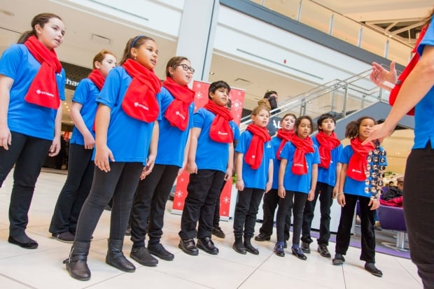 project give kids singing cbc