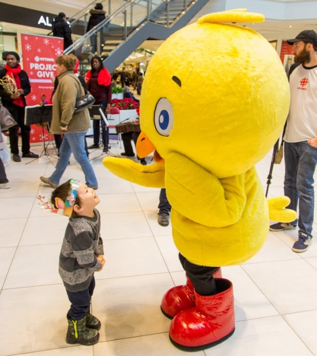 Chirp project give cbc kids