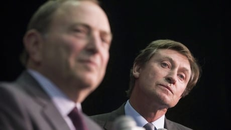 Pyeongchang: Gretzky, Bettman Take Opposite Views On NHL's Olympic Participation