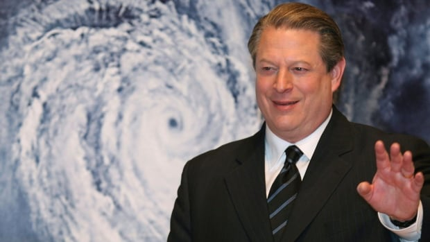 Climate change topped the list of Canadians' concerns a decade ago, in what pollster Frank Graves described as the 'Inconvenient Truth era.' The film, starring former U.S. vice president Al Gore, seen here, was released in 2006.