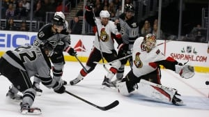 Kings' surge proves too much for struggling Sens