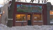 neighbourhood bookstore and cafe