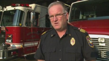 Robert Kissner Kingsville fire chief