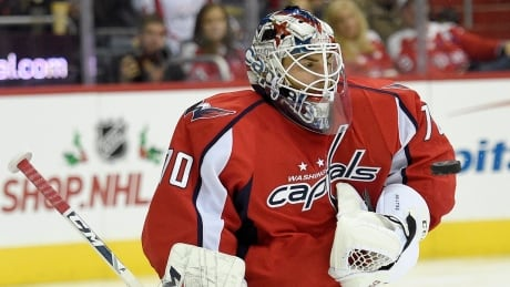 Canucks Can't Solve Holtby In Shut-out Loss To Capitals