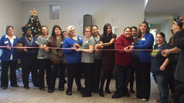 Adult & Teen Challenge cut the ribbon on its new, 20-bed Brandon facility for women Sunday.