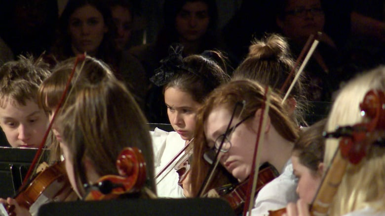Spotlight shines on young musicians at Saskatoon Youth Orchestra's