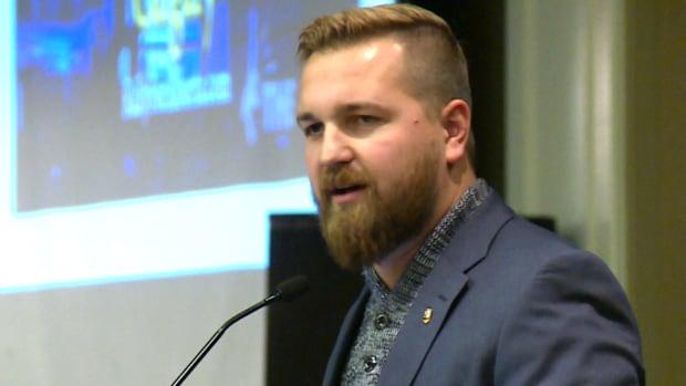 MLA Derek Fildebrandt left the UCP caucus on Tuesday.