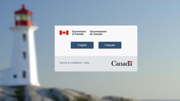 A project to bring all federal government websites under one address, Canada.ca, is behind schedule and over budget.