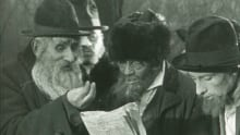 Still from A city without jews
