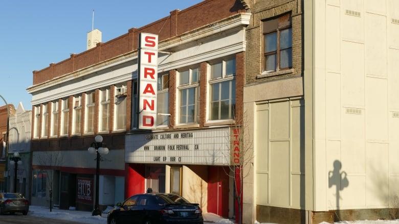 brandon university purchases shuttered theatre for 1. Black Bedroom Furniture Sets. Home Design Ideas