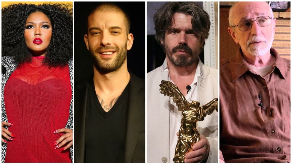 Today on q: Lizzo, llusionist Darcy Oake, artist Koen Vanmechelen, country musician Patrick Haggerty