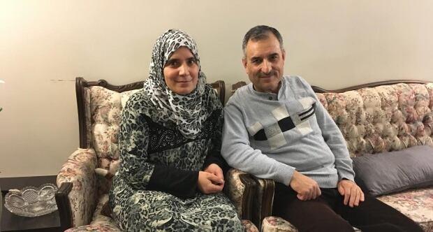 Elfecir Family - Dolat Elellus and her hubby Ahmed Elfecir