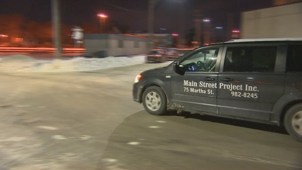The Downtown Winnipeg BIZ is providing $35,000 in funding for Main Street Project's patrol van. But Shawn Matthews of the BIZ says that isn't enough.