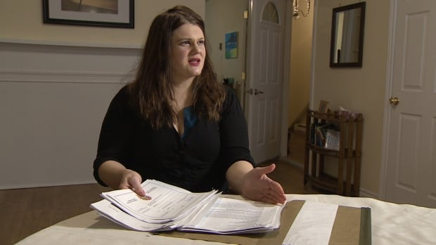 Paula MacDonald, a former recruit, filed a human rights complaint against the military after she said her superiors ignored her concerns.