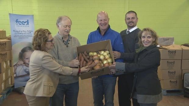 New incentive to encourage more farmers to donate to Nova Scotia food banks.