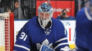 Frederik Andersen out for Leafs' next game