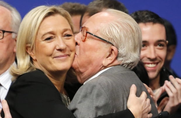 France Far Right Feud