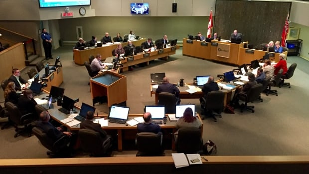 Sudbury city council held a special session on Wednesday to vote on the proposed fire and paramedic services optimization plan.