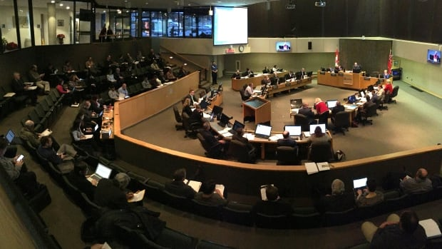 Sudbury city council agreed to move plans to build a new synergy convention-style centre, and a combined main library-art gallery to the site selection process at Tuesday's meeting.