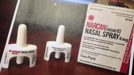 naloxone nasal spray kits