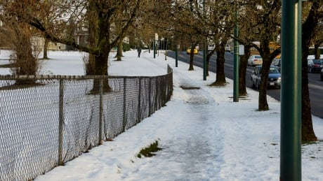 City of Vancouver sued over alleged slip and falls last winter