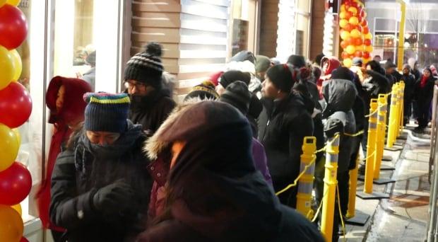 Jollibee opening