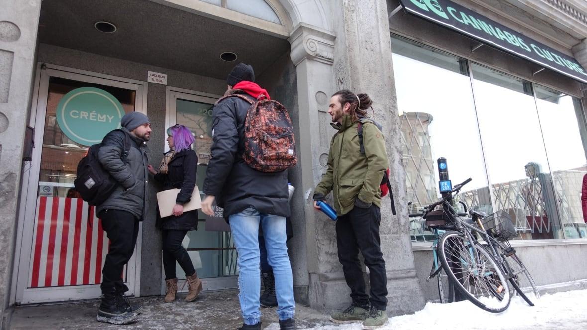 Illegal Montreal marijuana dispensaries set to open today