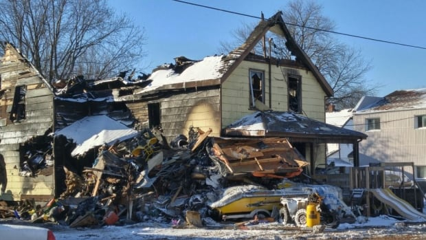 Port Colborne Fire Recovery
